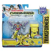 Transformers Spark Starscream e Demolition Destroyer E4219 - Hasbro