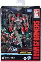 Transformers Studio Series 59 Classe Deluxe - Shatter  Hasbro -