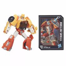 Transformers Titans Return Autobot Wheelie - B7024 - Hasbro