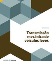 Transmissao Mecanica De Veiculos Leves - Senai-sp