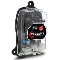 Transmissor de Sinal Wireless Taramps TW Master RCA Som Automotivo Carro -