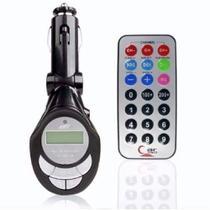 Transmissor Fm Veicular USB Pendrive Ipod Mp3 Car Transmiter - Feir