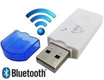 Transmissor Receptor Bluetooth Usb Adaptador Musica Carro Som - Fwb