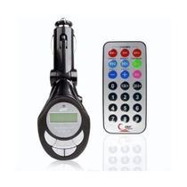 Transmissor Veicular Fm Mp3 USB Lê Memória Sd E Pendrive - Feir