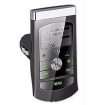 Transmissor Veicular Fm Mp3 Usb Pen Drive Cartão Micro Sd - Feir