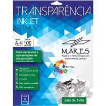 Transparencia INKJET INKKET A4 210X297MM sem Tarja CX com 20 - GNA