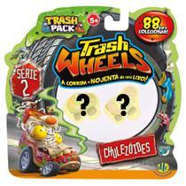 Trash Wheels Série 2 DTC Chulezóides -