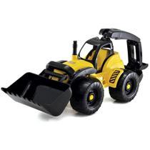 Trator Big Construtor - Orange Toys