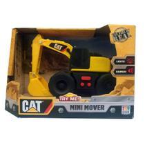 Trator Cat Escavadeira Mini Mover - Dtc -