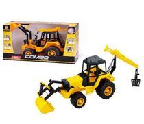 Trator Combo Agro 33 Cm - 122959 - Cardoso