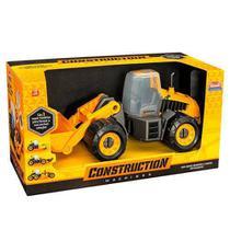 Trator Construction Machine 115 Plainer 306 - Usual Plastic Brinquedos -