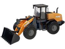 Trator de Brinquedo Case Construction - Pá Carregadeira E Usual -