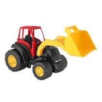 Trator de Brinquedo Maxtor Plus Homeplay Articulado Cores Sortidas 2027 -