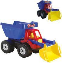 Trator pa carregadeira com cacamba tandy tractor - Cardoso