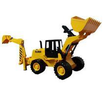 Trator Retro Escavadeira 50cm Rl1600 Silmar Ref. 6086 -