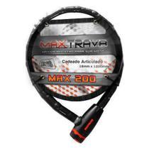 Trava Anti Furto Max Trava Cadeado Articulado Max 200 18x1200mm - Scud