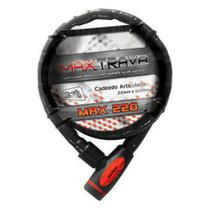 Trava Anti Furto Maxtrava Cadeado Articulado Max 220 22x1200mm - Scud