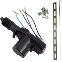 Trava Elétrica 5 Fios Porta Dianteira Universal Completa - Importado - Unitário -