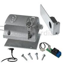 Trava Elétrica Dog Ppa C/ Modulo Relé P/ Portão Eletrônico -