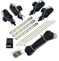 Trava Eletrica Isoflex KIT 4 Portas Universal Espaguetado -