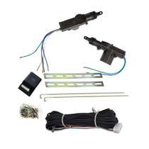 Trava Eletrica Roadstar RS02BR 2 Portas Universal KIT Completo -