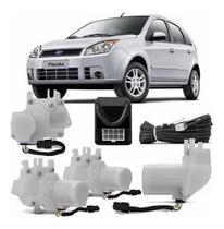 Trava Eletrica Soft Automotiva Palio Celta Fiesta Ecosport 4 Portas -