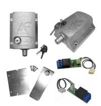 Trava Eletromagnética Universal C/ Temporizador Dog Ppa 220 -
