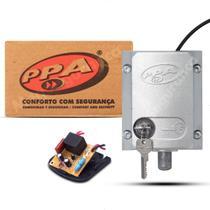 Trava Eletromecânica DOG Universal PPA + Módulo Temporizador -