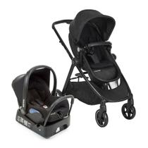 Travel System Anna Maxi-Cosi Nomad Black - COM BASE - Infanti safety quinny voy
