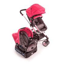 Travel System Mobi Safety 1st - Pink Joy -