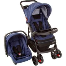 Travel System Moove Duo Cosco - Azul Mesca