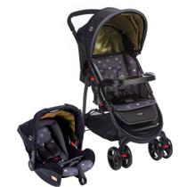 Travel System Nexus Cosco Preto