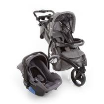 Travel System - Off Road Grey Cold - Infanti -
