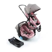 Travel System Poppy Trio Cosco - Rosa Mescla