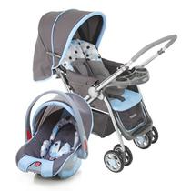 Travel System Reverse Cosco Azul
