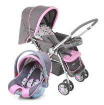 Travel System Reverse Cosco rosa