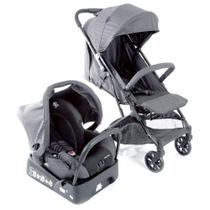 Travel System - Skill - Grey Denim - Safety 1St -