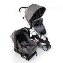 Travel System Sky Trio Infant - Grey Classic - Infanti