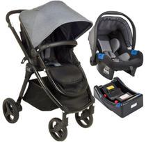 Travel System Soul 0 á 15 kg-  Grey Black - Burigotto -