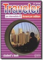 Traveller pre-intermediate a2 - students book - am - Mm publications -