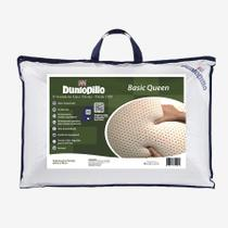 Travesseiro 100 Látex Natural Talalay Basic Queen Dunlopillo