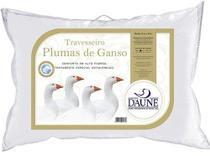 Travesseiro 100% Plumas de Ganso 50x70cm Daune -