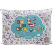 Travesseiro 45x65 Malha Kids Femino Altenburg -