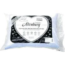 Travesseiro 50x70cm 180 Fios Suporte Extra Firme Altenburg -