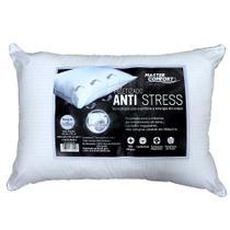 Travesseiro 50X70CM Peletizado Anti Stress Master Comfort - LAR NORTE