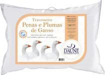 Travesseiro 80% Pena De Ganso 20% Pluma De Ganso- Daune -