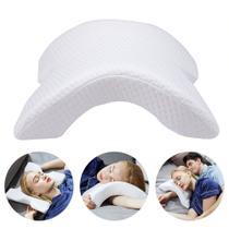Travesseiro Almofada Lavável Ortopédico Pescoço Cabeça Memória Inteligente - Mec