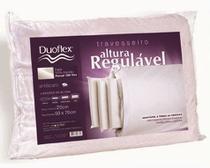 Travesseiro Altura Regulável Espuma RE1103 Duoflex -