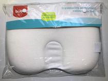 Travesseiro Anatômico Viscoelástico Branco Buba Bebê  10700 -