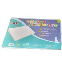 Travesseiro Antirrefluxo Grande para usar no berço - Dardara